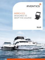 Marex ECS - Designed to keep the course