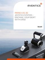 Marex OS 3D Joystick system - Docking your boat with ease