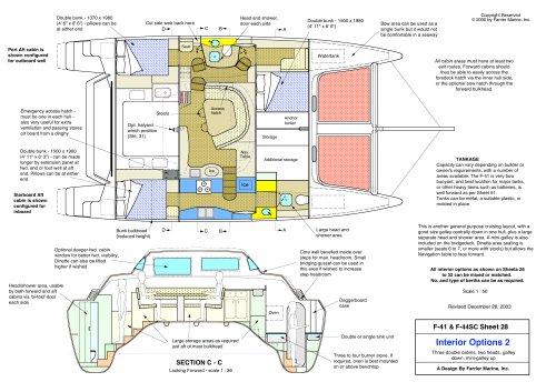 F 41 Interior Option 2