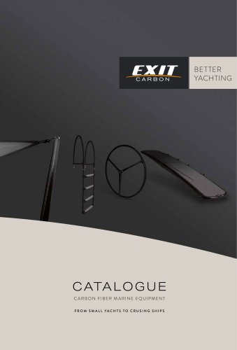 EXITCARBON Catalogue 2019