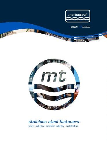 Marinetech catalog 2021/2022