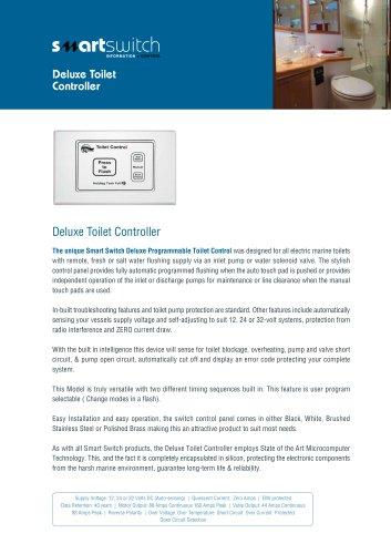 Deluxe Toilet Controller