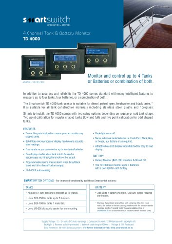 TD 4000