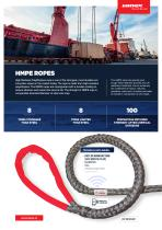 HMPE ROPES
