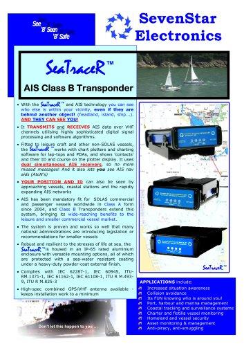 AIS Class B Transponder