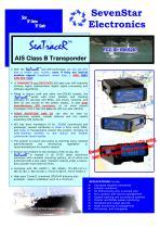 SeaTraceR2 AIS B Transponder