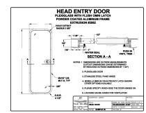 HEAD ENTRY DOOR