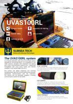 Underwater video/communication system UVAS100RL