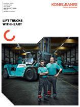 Konecranes Lift Trucks General brochure