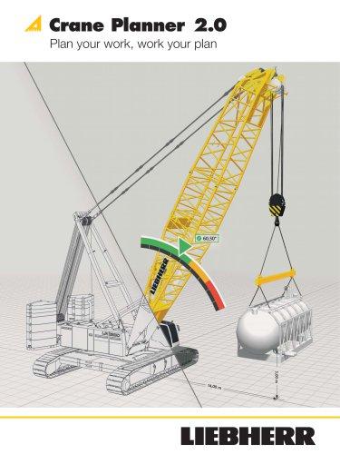 Crane Planner 2.0 flyer
