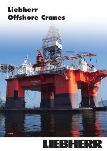 Liebherr Offshore Cranes
