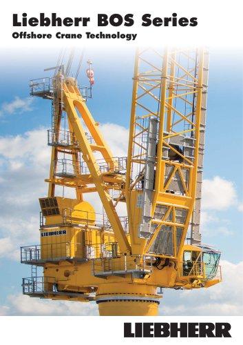 Liebherr Offshore Cranes BOS Series