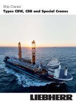 Liebherr Ship Cranes Overview
