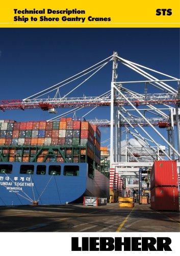 Ship to Shore Gantry Cranes