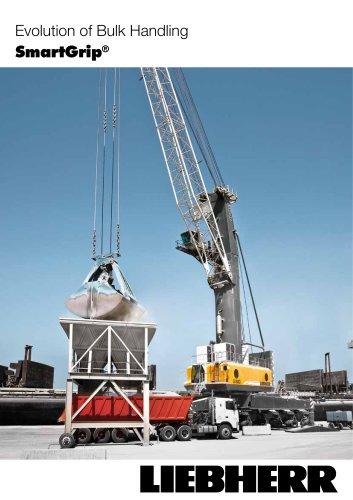 SmartGrip Mobile Harbour Cranes