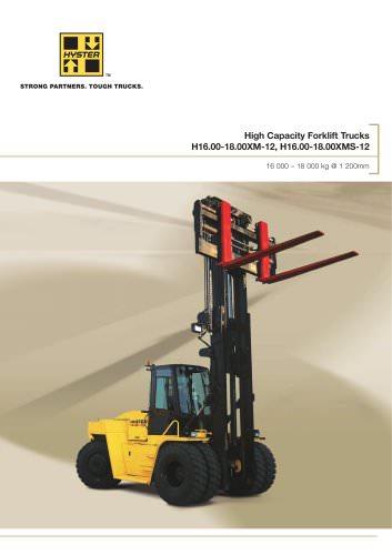 H16XMS-12/H18XM-12 - 16T - 18T EN