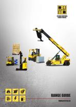 Hyster Range Overview