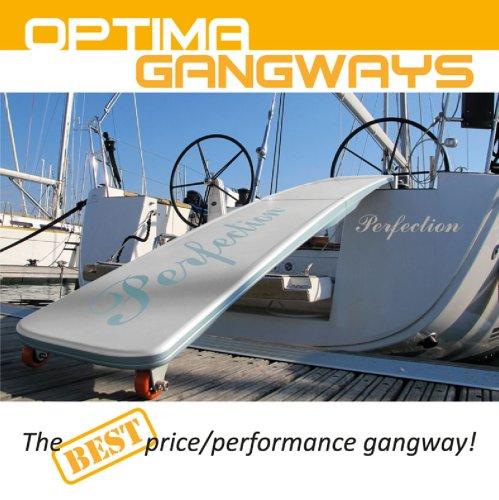 GS Optima gangway