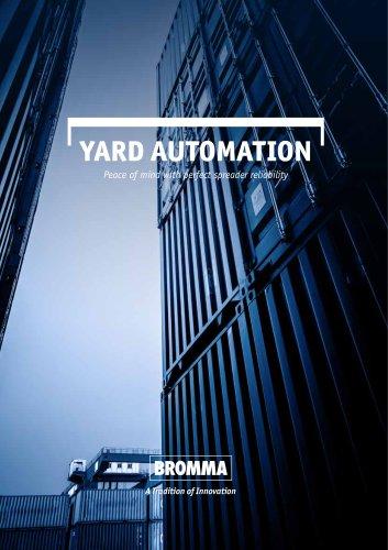 Yard automation brochure