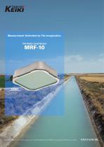 Flat Radar Level Sensor MRF-10