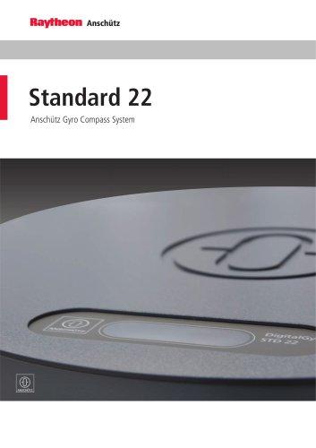 Anschütz Gyro Compass System Standard 22