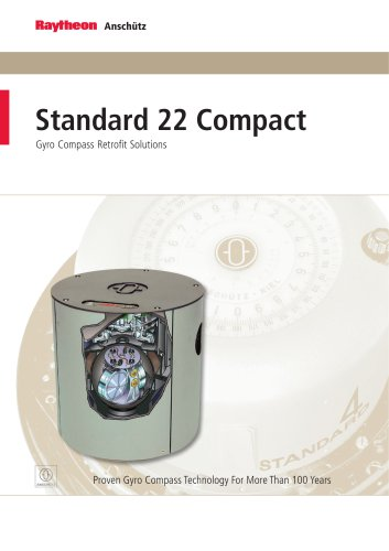 Anschütz Gyro Compass Standard 22 Retrofit Solution