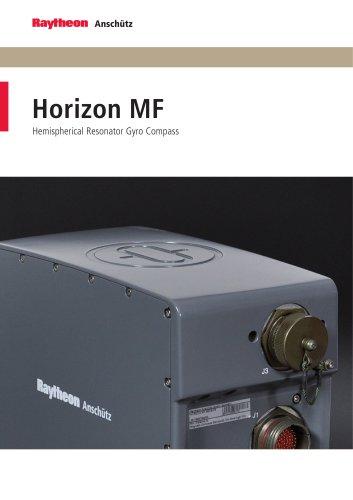 Horizon MF Hemispherical Resonator Gyro Compass