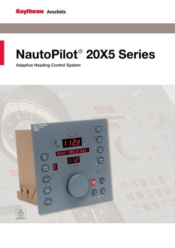 NautoPilot® 20X5 Series