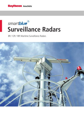 Smartblue Surveillance Radars