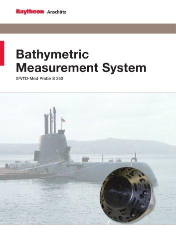 Submarine Seawater Measuring System