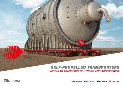 Brochure Self-Propelled Transporter