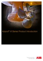 Azipod® VI Series Product Introduction