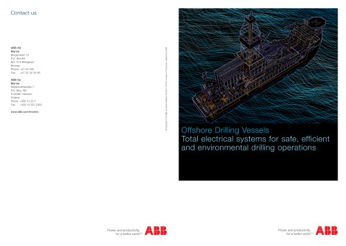 Offshore Drilling Vessels