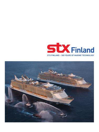 STX Finland -book