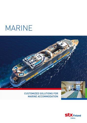 STX Finland Cabins - Marine