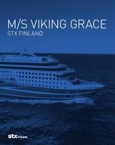 Viking Grace -project brochure