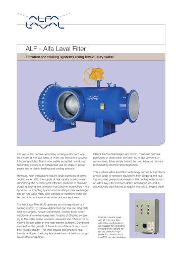 ALF - Alfa Laval Filter