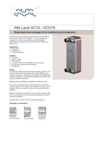 Alfa Laval AC16 / ACH16