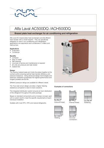 Alfa Laval AC500DQ /ACH500DQ