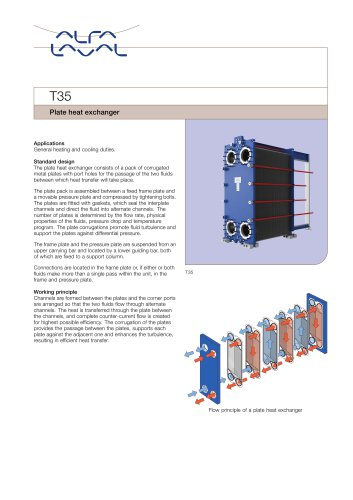 Central cooling - T35