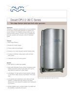 Desalt DPU-2-36-C Series