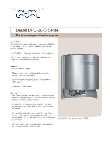 Desalt DPU-36-C Series