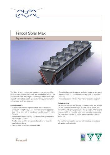 Fincoil Solar Max