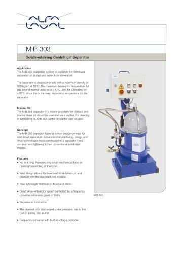 MIB 303