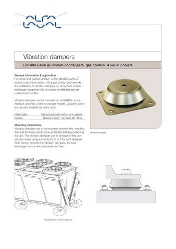 Vibration dampers