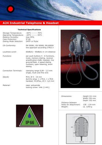 Alphaconnect A24