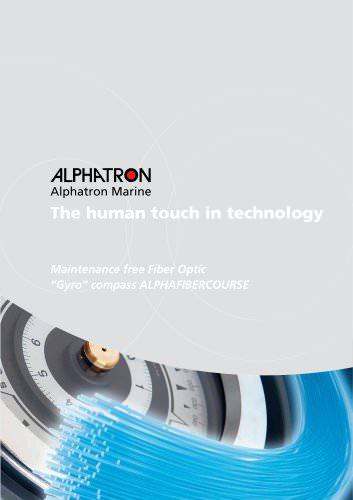 Alphafibercourse (Fiber Optic) Alphatron