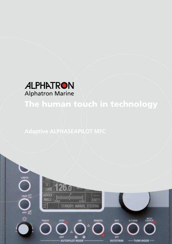 Alphaseapilot Brochure