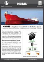 KBIMS ? Kongsberg Becker Intelligent Monitoring System