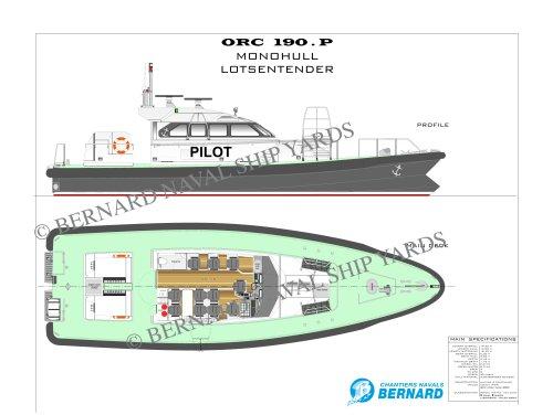Pilot ORC 190
